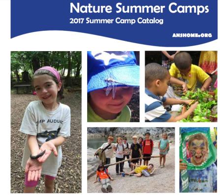Audubon Nature Summer Camps