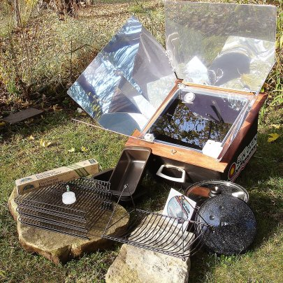 All American Sun Oven Off Grid Living