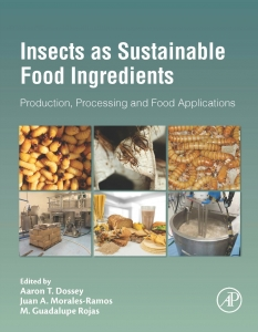 Cowboy Crickets Farm Insects as Sustainable Food Ingredients book
