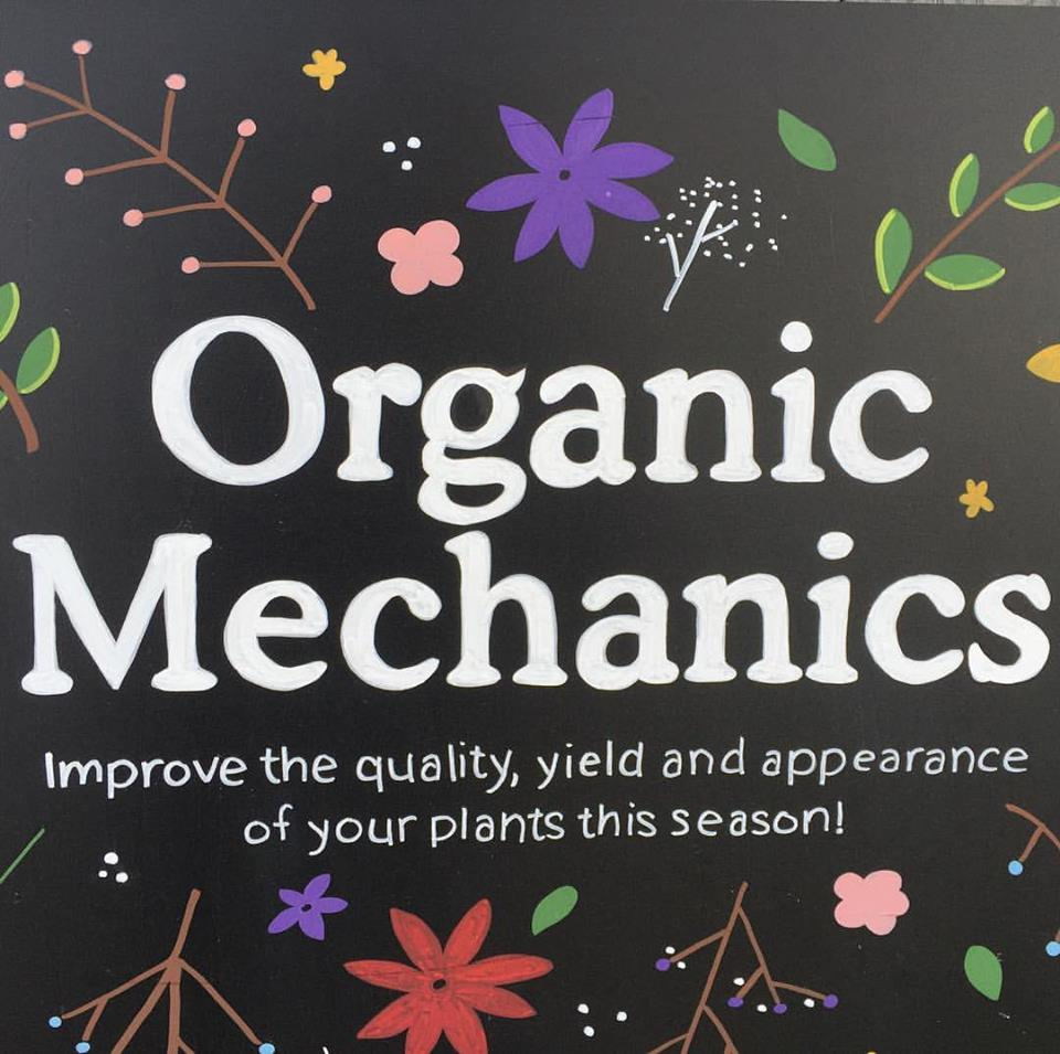Organic Mechanics Potting Soil