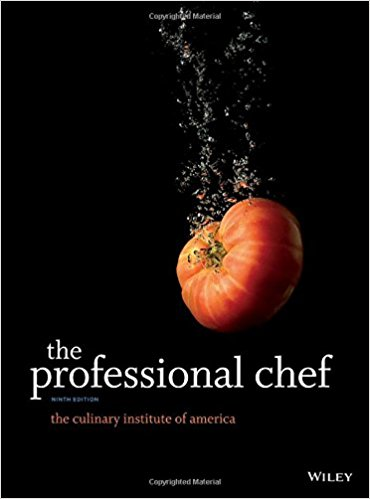 The Professional Chef from The Culinary Institute of America