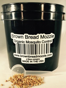 Brown Bread Mozzie Organic Mosquito Control Kit