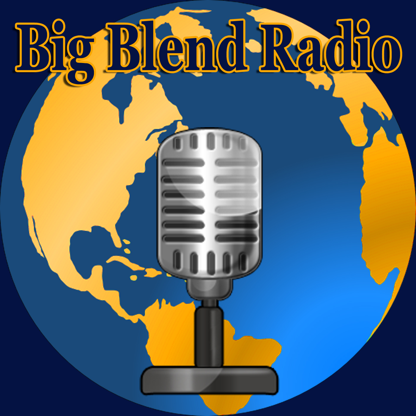 Big Blend Blog Talk Radio