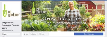 Joe Gardener FB