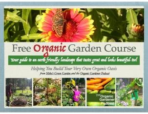 free organic garden course.com