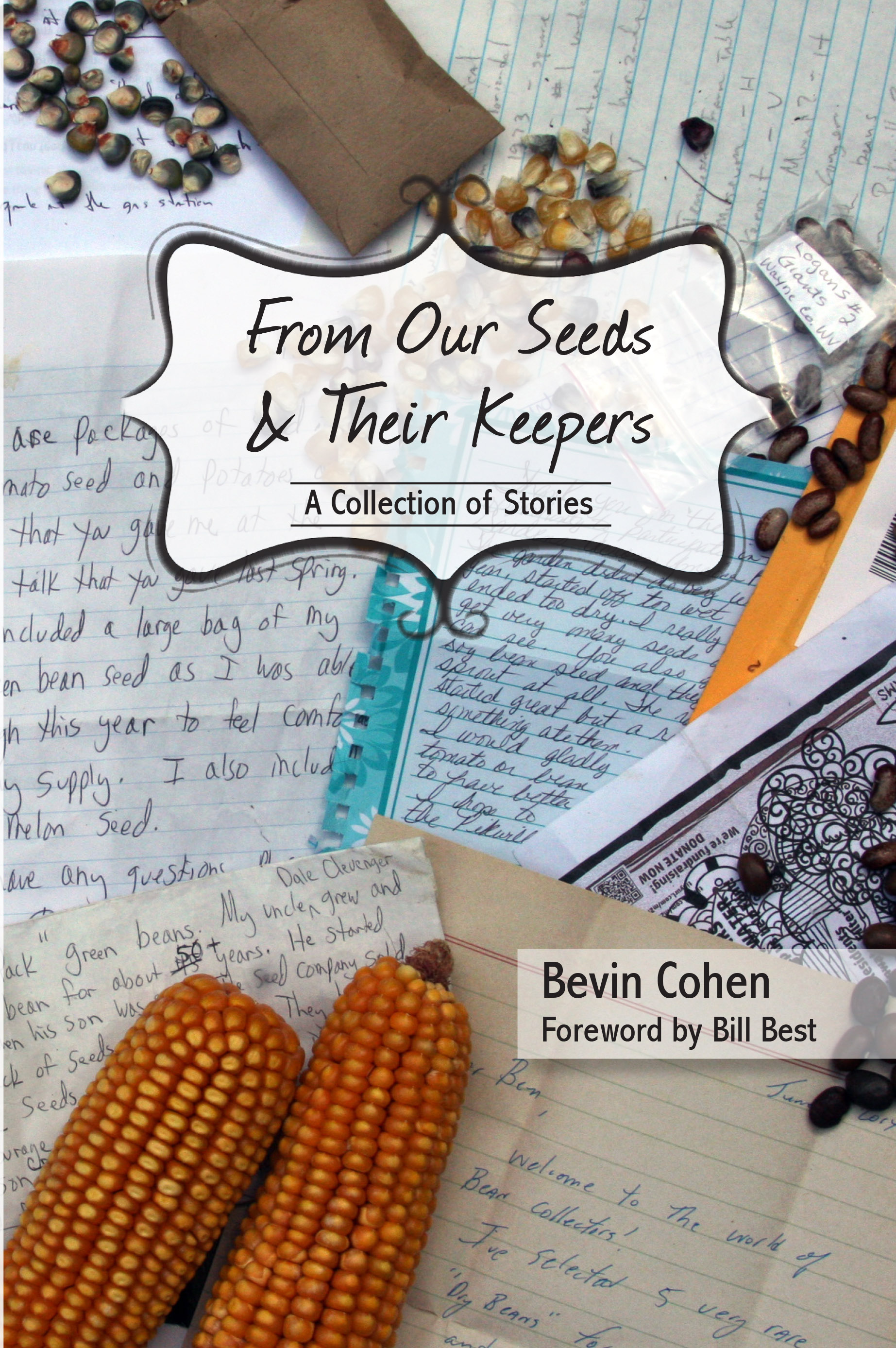 Ben Cohen From Our Seeds and Their Keepers