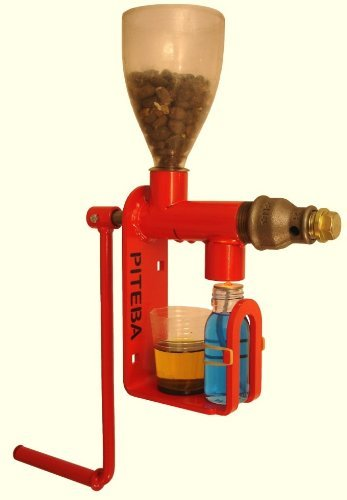 Piteba Oil Press https://amzn.to/2LaJmxW