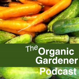 Organic Gardener Podcast logo