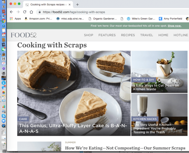 Food52 Cooking With Scraps Lindsay Jean Hard
