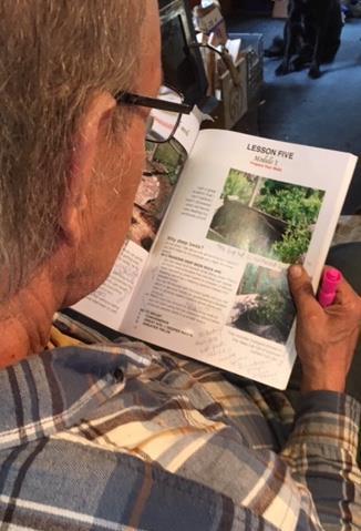 Free Organic Garden Course the Workbook