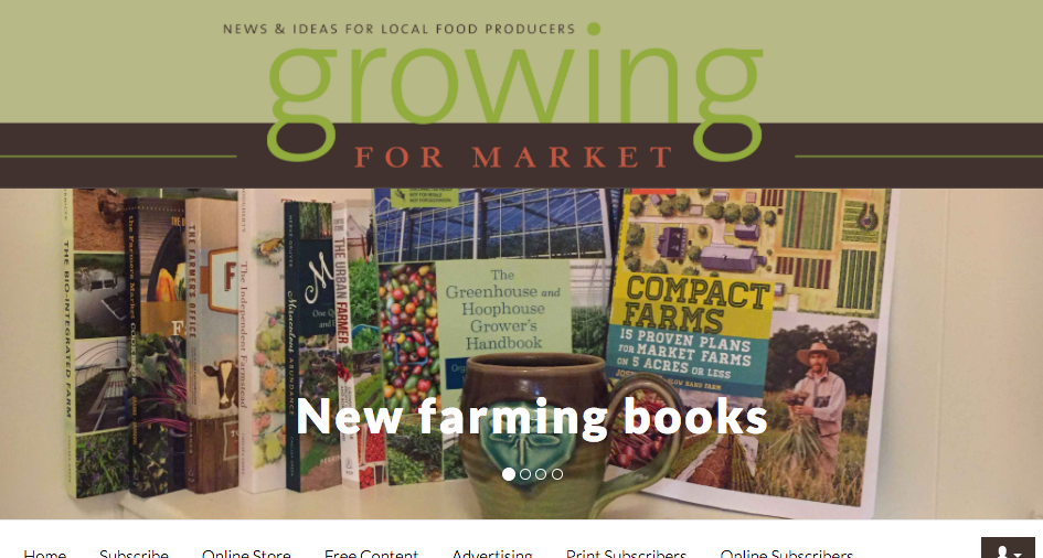 GrowingForMarketFarmBooks